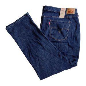 NWT Levi's Classic Straight Jeans 26W M